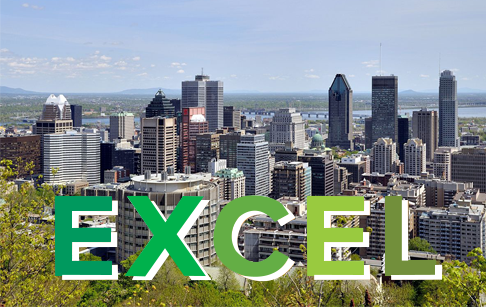 MS Excel Services in Toronto