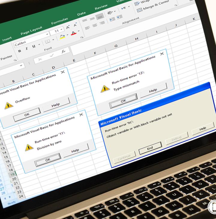 Broken Excel Repair
